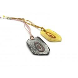 70% off - Murano Glass Pendant, Mod. Gianna, 5x3 cm