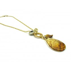 70% off - Murano Glass Necklace - Mod. Annika (45 cm)