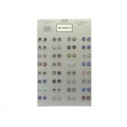 Exhibitor to Showcase for Rondò Earrings 32 Pcs.