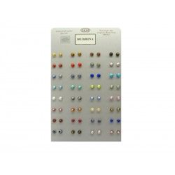 Exhibitor to Showcase for Jani Earrings 32 Pcs.