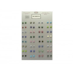 Exhibitor to Showcase for Millecolori Earrings 32 Pairs