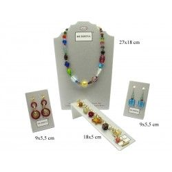Box ( 90x90x25 mm ) for Bracelet and Necklace