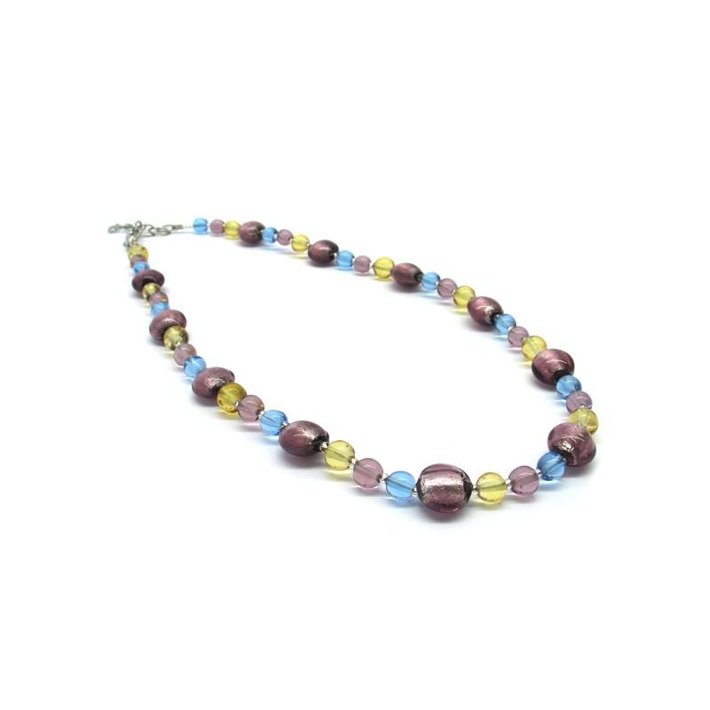 70 off murano glass necklace mod adige 45 cm
