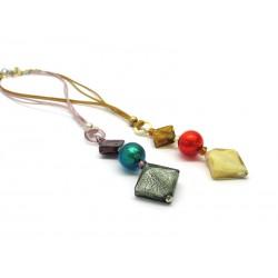 70% off - Murano Glass Necklace, Mod. Alderi