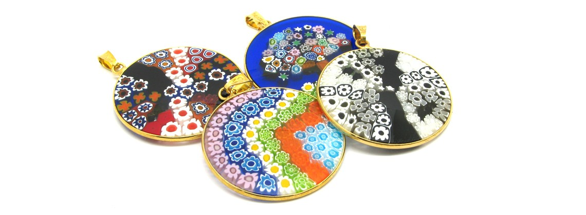 Murrine - Millefiori assorted