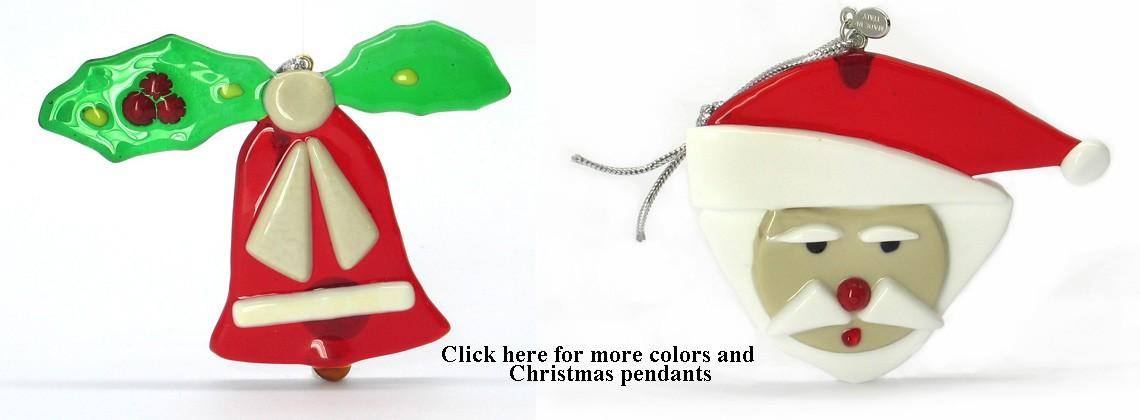 Murano Glass Natale: all'interno del nostro negozio potrai trovare accessori unici, che richiamano questa bella festività,