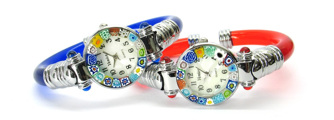 Murano Glass Watch - Serenissima